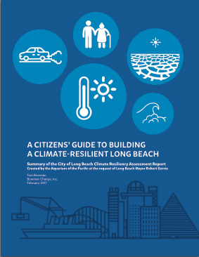 Building a Climate Resilient Long Beach Cover
